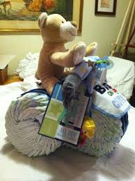 create the perfect baby shower decorations the unique diaper bike