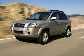 hyundai tucson consumer reviews 2008 hyundai tucson overview cars com