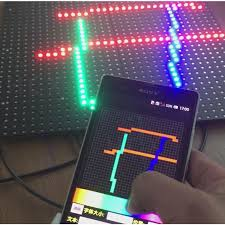 dc5 24v led digital wifi dmx512 controller 2048 pixel