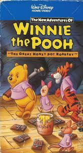 adventures winnie pooh honey pot robbery