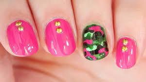 camo nail art photo album cerene pink camo nail art designs fancy