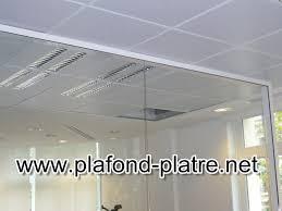 Les Faux Plafond En Platre by Platre Plafond Avec Spot Gascity For