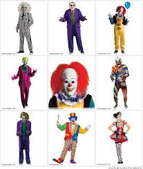 Evil Clown Halloween Costume Scary Clown Halloween Costumes Flipboard