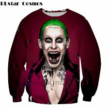 Womens Joker Halloween Costume by Compare Prices On Squad Hoodies Women Online Shopping Buy Low