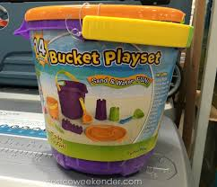 sand and water table costco 14 piece bucket playset sand and water fun costco weekender
