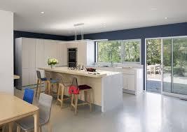 exemple cuisine moderne exemple de cuisine moderne 1 quels genres de chaises choisir pour