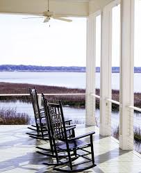 cable management ideas porch beach with ceiling fan coastal deck