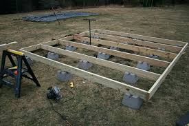 Patio Deck Cost by Build Floating Deck U2013 Bowhuntingsupershow Com