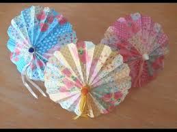 How To Make Paper Umbrellas - tangkou diy a paper umbrella origami