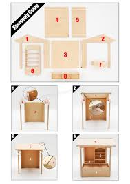 dollhouse kitchen cabinets show three drawer cabinets dollhouse