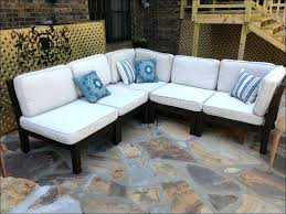 outdoor round couch chairs cushion covers beautiful patio wicker
