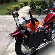 honda rebel honda cmx 250c rebel 250 motorcycle saddlebags small thor series