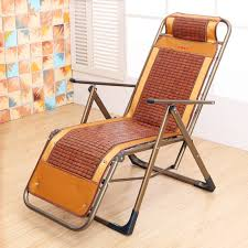 cool old recliner chair bamboo folding chairs office lunch nap