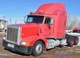 peterbilt semi trucks 1995 peterbilt 377 semi truck item g7095 sold january 2