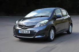 Used Toyota Yaris Review Pictures Auto Express Toyota Yaris 1 0 First Drive Auto Express