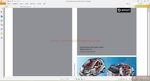 fortwo benz smart car series 451 auto repair manual forum