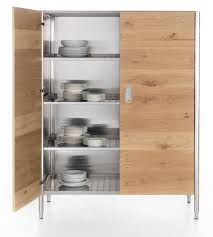 Kitchen Freestanding Pantry Cabinets Brilliant Best 25 Free Standing Pantry Ideas On Pinterest For