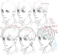 anime hairstyles tutorial photos anime hair drawing tips drawing art gallery