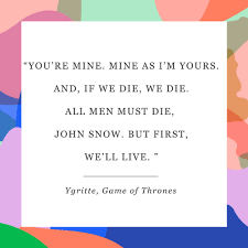wedding quotes of thrones 10 awesomely adorkable quotes you should use for your wedding