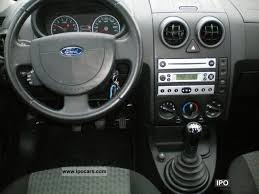 2004 ford fusion 2004 ford fusion 1 4 ambiente air car photo and specs