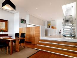 Wood Interior by Finishing The Interior Of A House House And Home Design