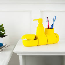Yellow And Grey Bathroom Accessories The 25 Best Yellow Bathroom Accessories Ideas On Pinterest