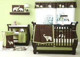 Green Nursery Decor Olive Green And Chocolate Brown Bedroom Aciu Club