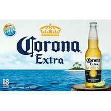Corona Patio Umbrella by Corona Extra Beer 18 Pack 12 Fl Oz Walmart Com