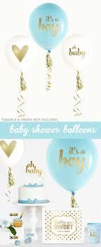 it s a boy decorations boy baby shower centerpiece balloons boy baby shower