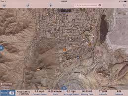 Glamis Dunes Map Pidd Trails From Riderx Polaris Rzr Forum Rzr Forums Net