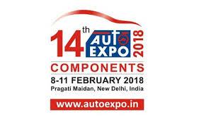 bureau expo 14th auto expo 2018 components kicks in delhi