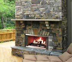 outdoor fireplaces patio fireplaces backyard fireplace