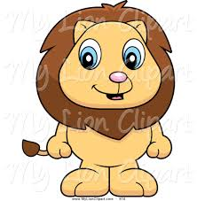 royalty free cartoon stock lion designs page 2