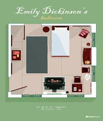 home decor ideas from 8 famous writers u0027 bedrooms