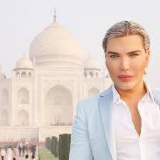 human ken doll before and after human ken doll rodrigo alves detoxes from plastic surgery as he