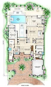 beach style home plans house plans with lanai evolveyourimage