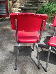 1950s kitchen furniture 1950s and chrome kitchen table and chairs attainable vintage