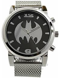 amazon batman men u0027s bat9062 analog watch black rubber