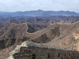 Map Of The Great Wall Of China by China Adventure In China Asia G Adventures