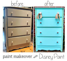 Painted Furniture Ideas Before And After Disney Bedroom Inspiration Spoonful Of Imagination