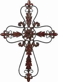 28 metal cross wall art scrolled tuscan metal wall art cross metal cross wall art