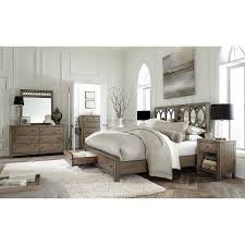 Bedroom Sets With Mirror Headboard The Comfortable King Bedroom Sets Playtriton Com