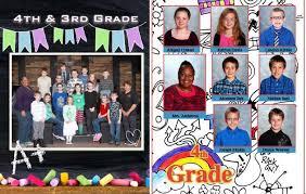 middle school yearbook exles school annual