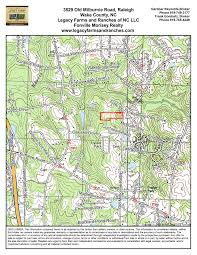 Map Of Raleigh Nc Raleigh Horse Farms For Sale