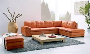 L Shaped Sectional Sofa Free Shipping Modern Sofa Made With Top Grain Leather L Shaped