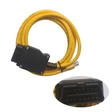 bmw e series coding enet ethernet to obd interface cable for bmw e sys icom coding f