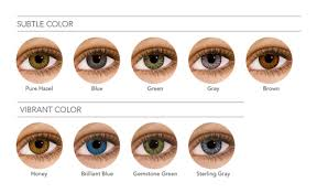 Light Brown Contact Lenses What U0027s New In Contact Lenses And Solutions Allaboutvision Com
