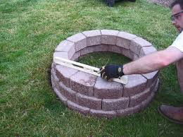 Building A Firepit How To Repairs Building A Pit Step To Build A Pit