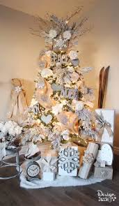 coordinating your christmas tree and gift wrap design dazzle