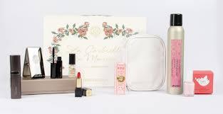 coffret mariage spécial mariage un coffret beauté birchbox avec les essentiels